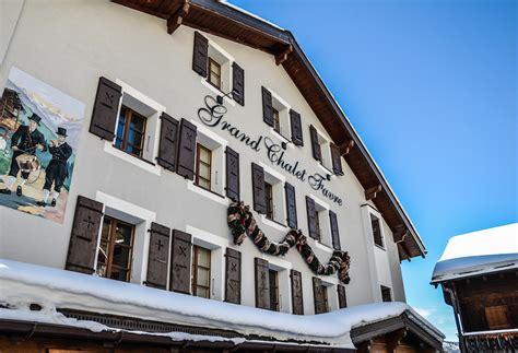 hotel le grand chalet h 244 tel le grand chalet favre in st luc switzerland ql hotels restaurants