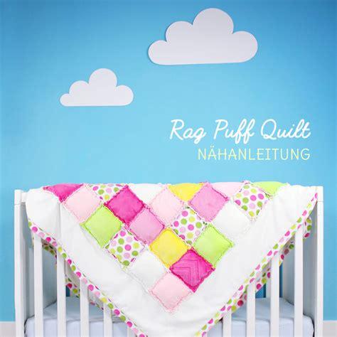Decken Selber Nähen by Patchworkdecke N 228 Hen Rag Puff Quilt N 228 Hanleitung Kullaloo
