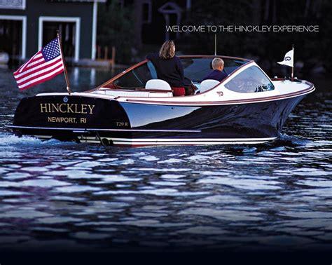 Hinckley Power Boats by Hinckley Boats Random Pinterest