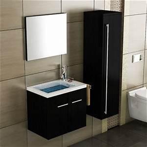 Gäste Wc Handwaschbecken : schwarz g ste wc waschbecken unterschrank handwaschbecken badezimmerm bel ebay ~ Markanthonyermac.com Haus und Dekorationen
