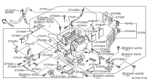93 Altima Engine Diagram by 93 Pathfinder Relay Diagram Wiring Diagram And Fuse Box
