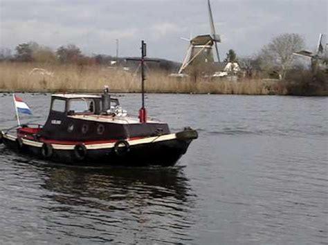 Boot Te Koop Eernewoude by Sleepboot Martje 1 Sleept Casco Doovi