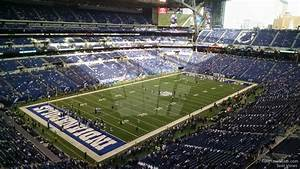 Lucas Oil Stadium Section 520 Indianapolis Colts