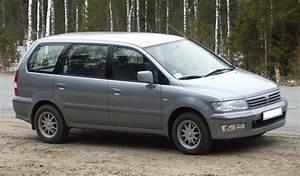2003 Mitsubishi Space Wagon