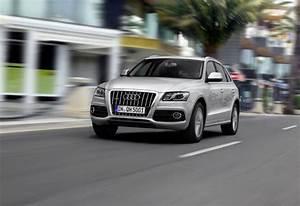 Essai Audi Q5 : essai audi q5 hybrid quattro moniteur automobile ~ Maxctalentgroup.com Avis de Voitures
