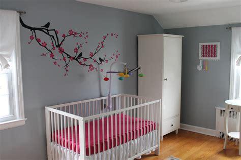 Serene Cherry Blossom Nursery  Project Nursery