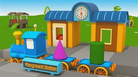 cartoni animati  bambini camion leo junior  la nuova