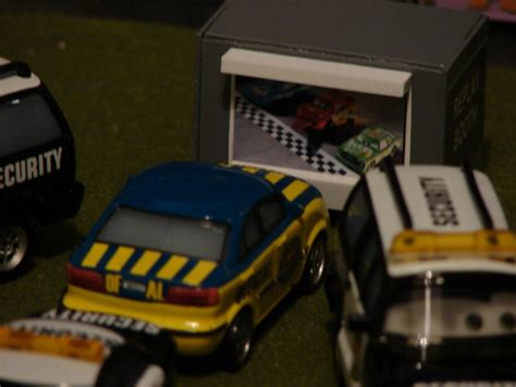 Speedway Of The South Diorama In Collector's Showcase Forum
