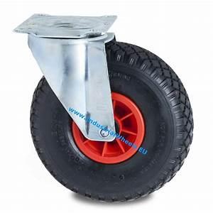 Roue Pivotante : roulette pivotante 260mm pneumatique profil pav 150kg roues et roulettes vulkollan ~ Gottalentnigeria.com Avis de Voitures