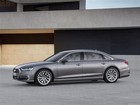 Audi A8 L Picture by Audi A8 L 2018 Picture 2 Of 161