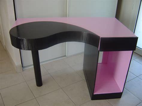 fabriquer bureau informatique fabriquer un bureau en