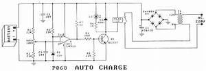 Skema Rangkaian Charger Baterai Otomatis Dengan Kontrol Op-amp