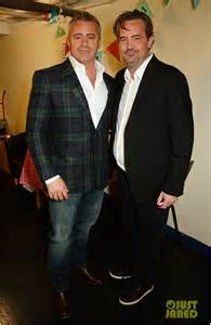 Matt LeBlanc and Matthew Perry