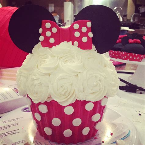 minnie mouse cupcakes red easy cupcake ideas cake set diy