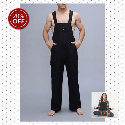 Jumpsuit Thin Romper Cotton Overall Mens Dungarees