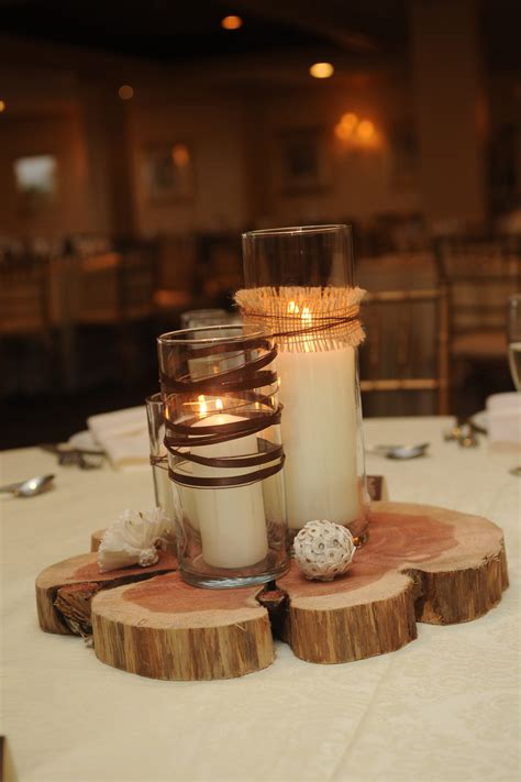 Homemade Coffee Table From Wedding Centerpieces! Justjen