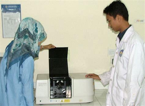fasilitas jurusan pendidikan kimia