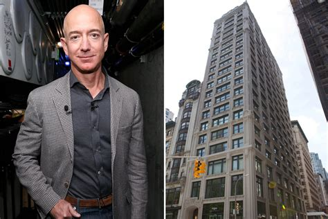jeff bezos fifth apartment nyc york million ave ceo another he buys buzzyoo manhattan 16m apartments drops left building year