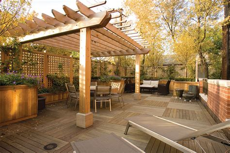 best outdoor living deck traditional deck chicago