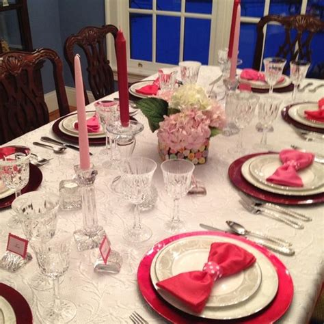 valentines table settings 20 valentine s day table settings perfect for romantic dinners