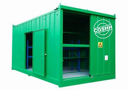 Containers Coshh Office Stores Greenwell Storage Warehouse