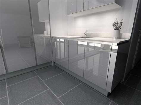 fileur cuisine cuisine armony nanterre modèle t16 verre blanc brillant
