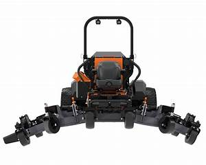 Wz1000 Commercial Zero Turn Mower