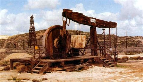 Old Stuff From The Oil Fields