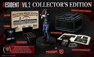 Resident Evil 2 Collector39s Edition Also Coming To Europe