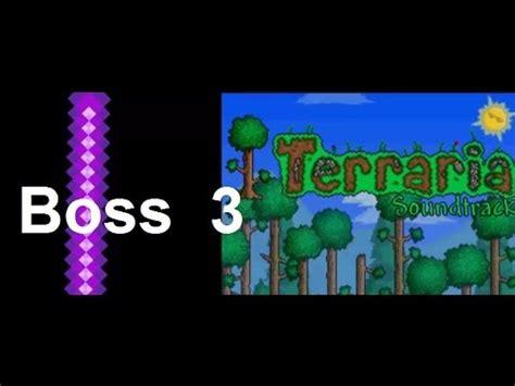 terraria soundtrack boss   hour youtube