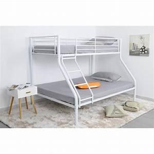 Lit Superposé Rabattable : montage lit superpose maison design ~ Preciouscoupons.com Idées de Décoration