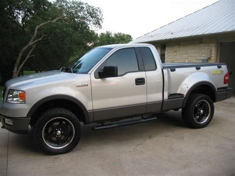 2005 Ford F 150 Regular Cab