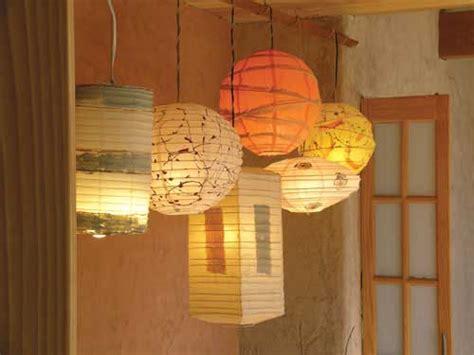 paper lantern lights diy paper lanterns for outdoor decoration