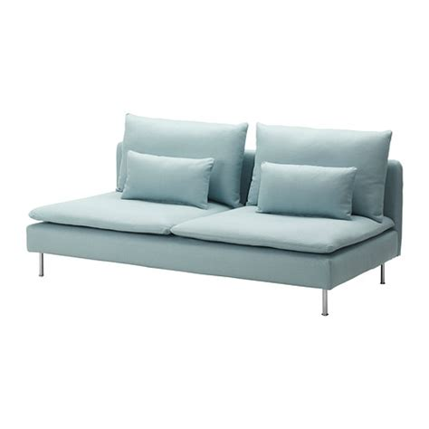 s 214 derhamn module 3 places pr canap 233 isefall turquoise clair ikea