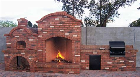 pizza oven fireplace outdoor rumford gallery superior clay
