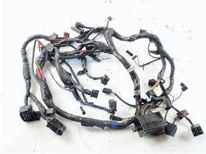 2002 Triumph Bonneville 900 T100 02 Wiring Harness