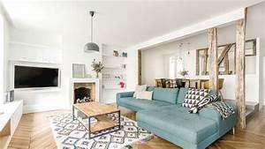 Made Com Table Basse : appartement paris 9 r novation d 39 un 71 m2 haussmannien ~ Dallasstarsshop.com Idées de Décoration