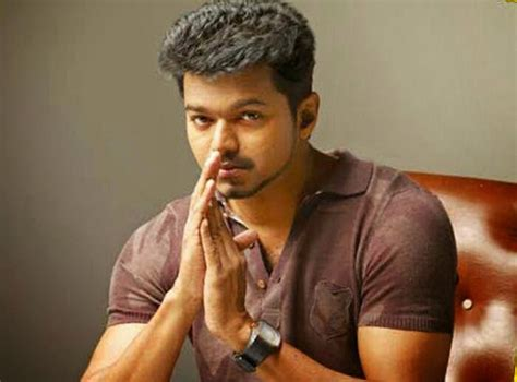 Actor Ilayathalapathy Vijay Latest Hd Unseen Pictures