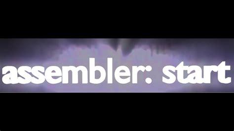 D03 Assembler startit - YouTube