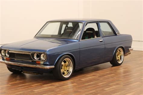 Datsun 510 Sr20 Sale by 1972 Datsun 510 Sr20 Turbo Custom Classic Datsun Other