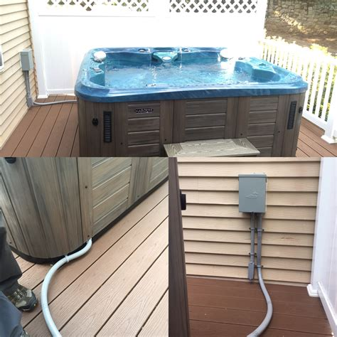 tub electrical connection tub wiring why an electrician is needed for a