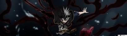 Clover Asta Demon 4k Wallpapers Form Anime