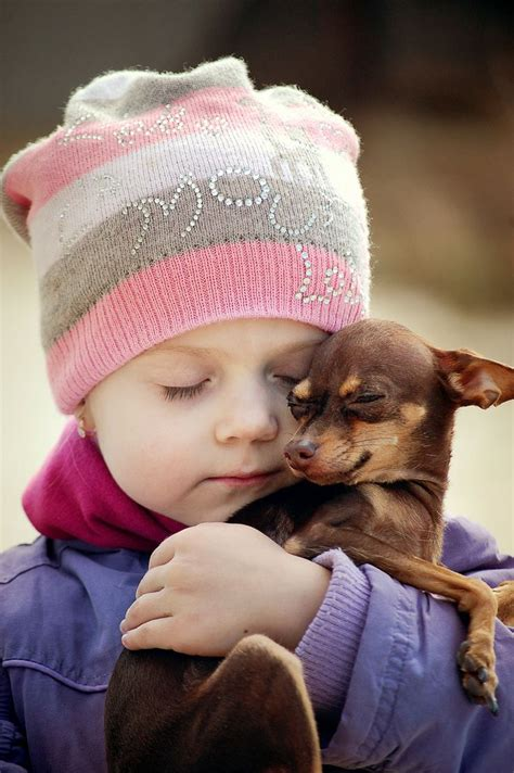 top  heartwarming   children   pets