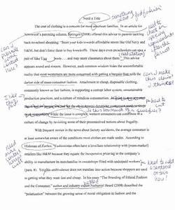 Essay requirements