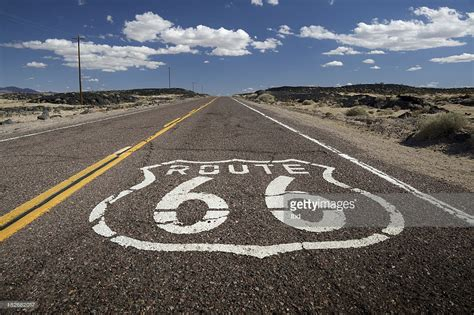 Pictures Of Route 66 La Route 66 Photo Getty Images