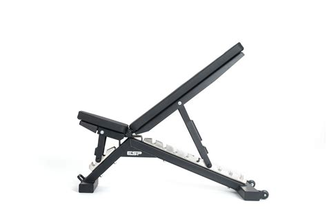 Bench Adjustable by Esp Pro Adjustable Bench Esp Fitness