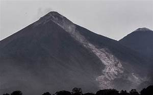 What Are Lahars  Guatemala U0026 39 S Mt Fuego May Cause Volcanic
