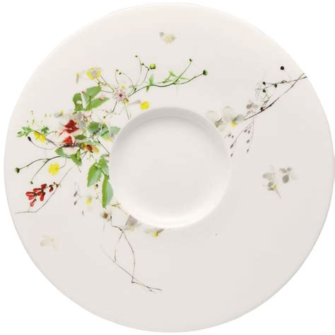 Rosenthal Fleurs Sauvages by Rosenthal Selection Brillance Fleurs Sauvages Suppen