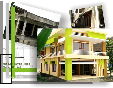 gambar desain rumah minimalis  warung wallpaper