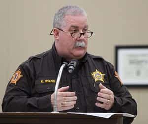 sheriff kevin byars elected board directors kentucky sheriffs